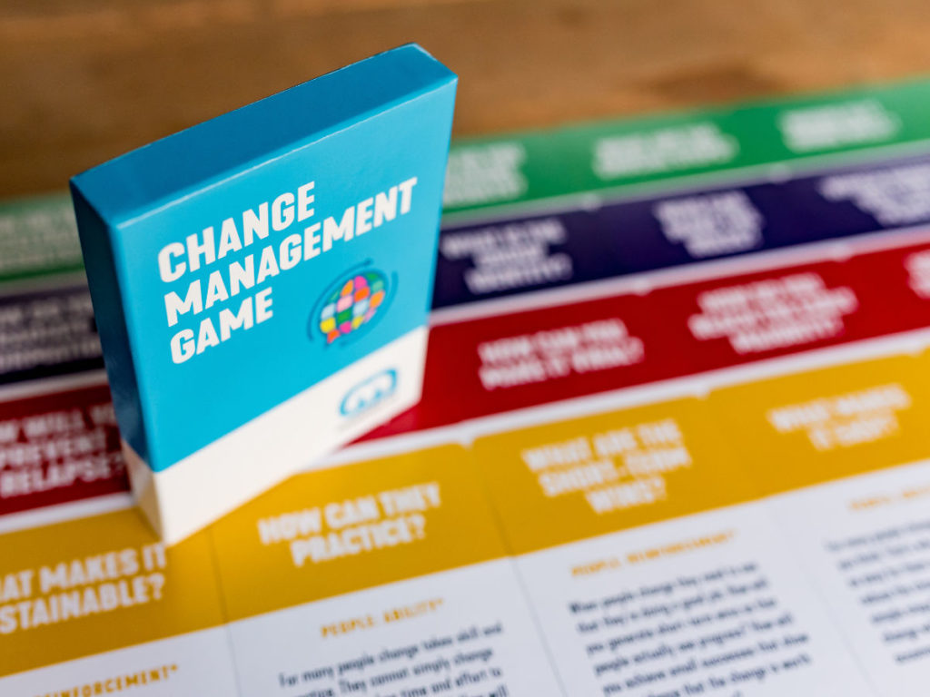 Change Management Game - Management 3.0