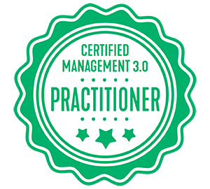 Management 3.0 Certificate of Practice