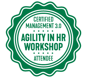 Management 3.0 Agility in HR Workshop